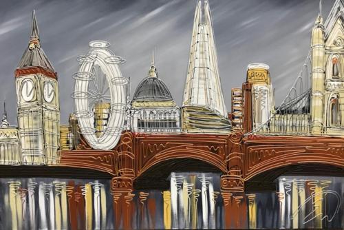 Edward Waite - London Jungle