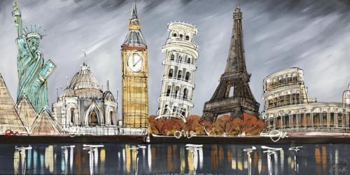 Edward Waite - World Icons