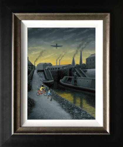 Fly By Leigh Lambert Artist Proof Framed Limited Edition Print Exclusive CLK Art