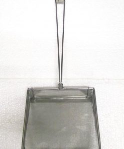 Square Fat Skimmer 20 cm stainless steel