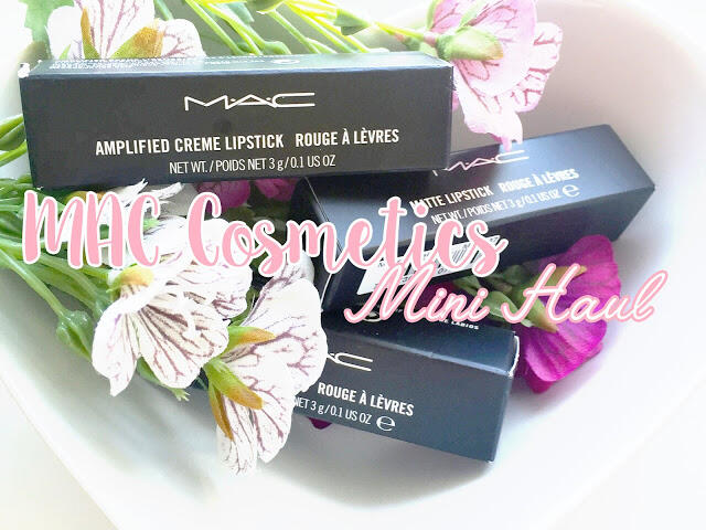 MAC Cosmetics Mini Lipstick Haul || Beauty