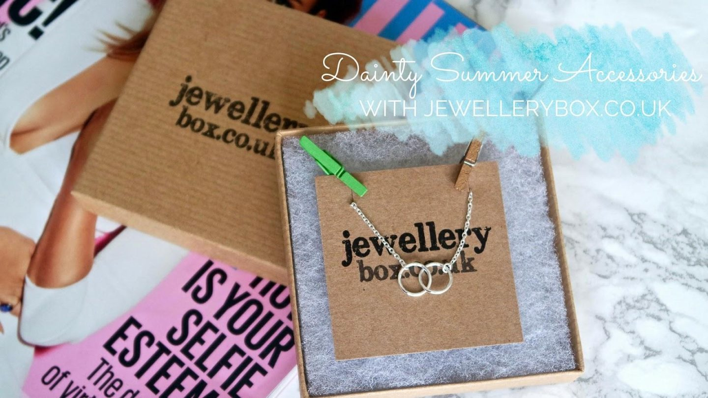 Dainty Summer Accessories with JewelleryBox    Fashion