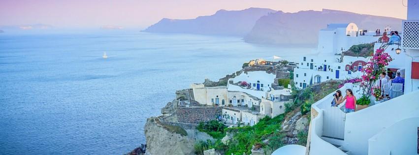 European Travel Bucket List - Santorini