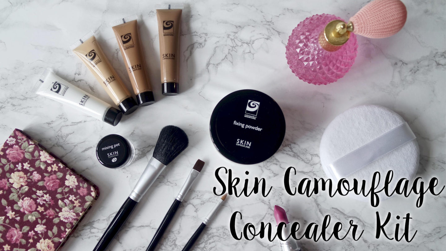 Skin Camouflage Concealer Kit by Salon Essentials || Beauty