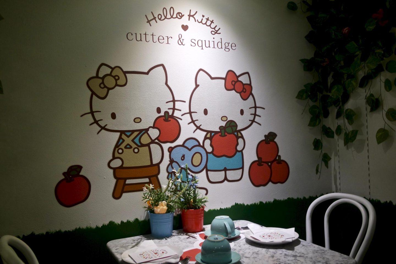 Hello Kitty Afternoon Tea