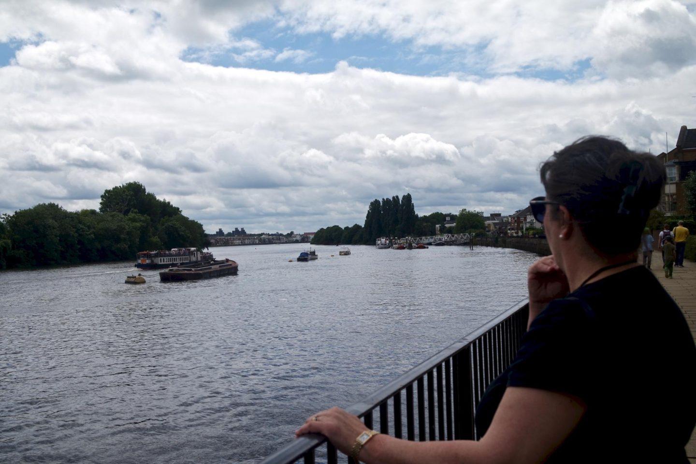 Hammersmith to Chiswick Thames Walk