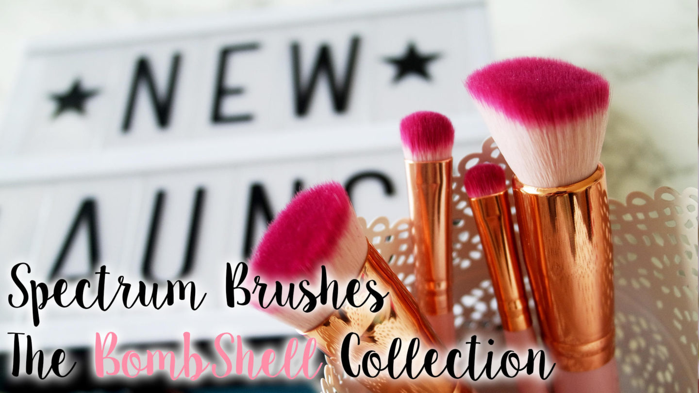 Spectrum Brushes Bombshell Collection