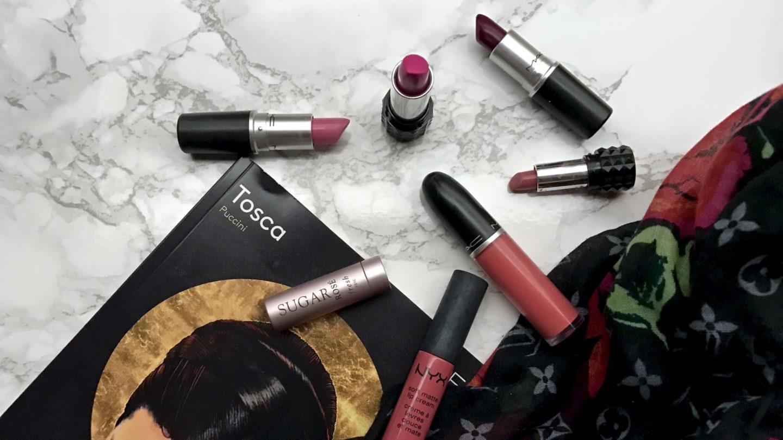 My Week In Lipsticks #3    Beauty