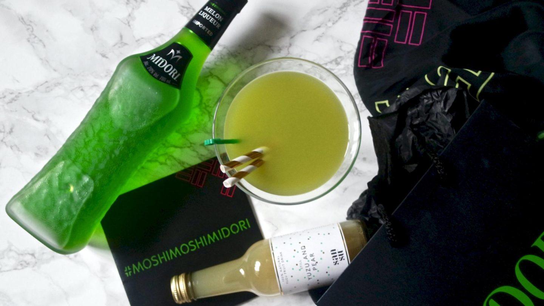 #MoshiMoshiMidori - Cocktail Masterclass With Midori    Food & Drink