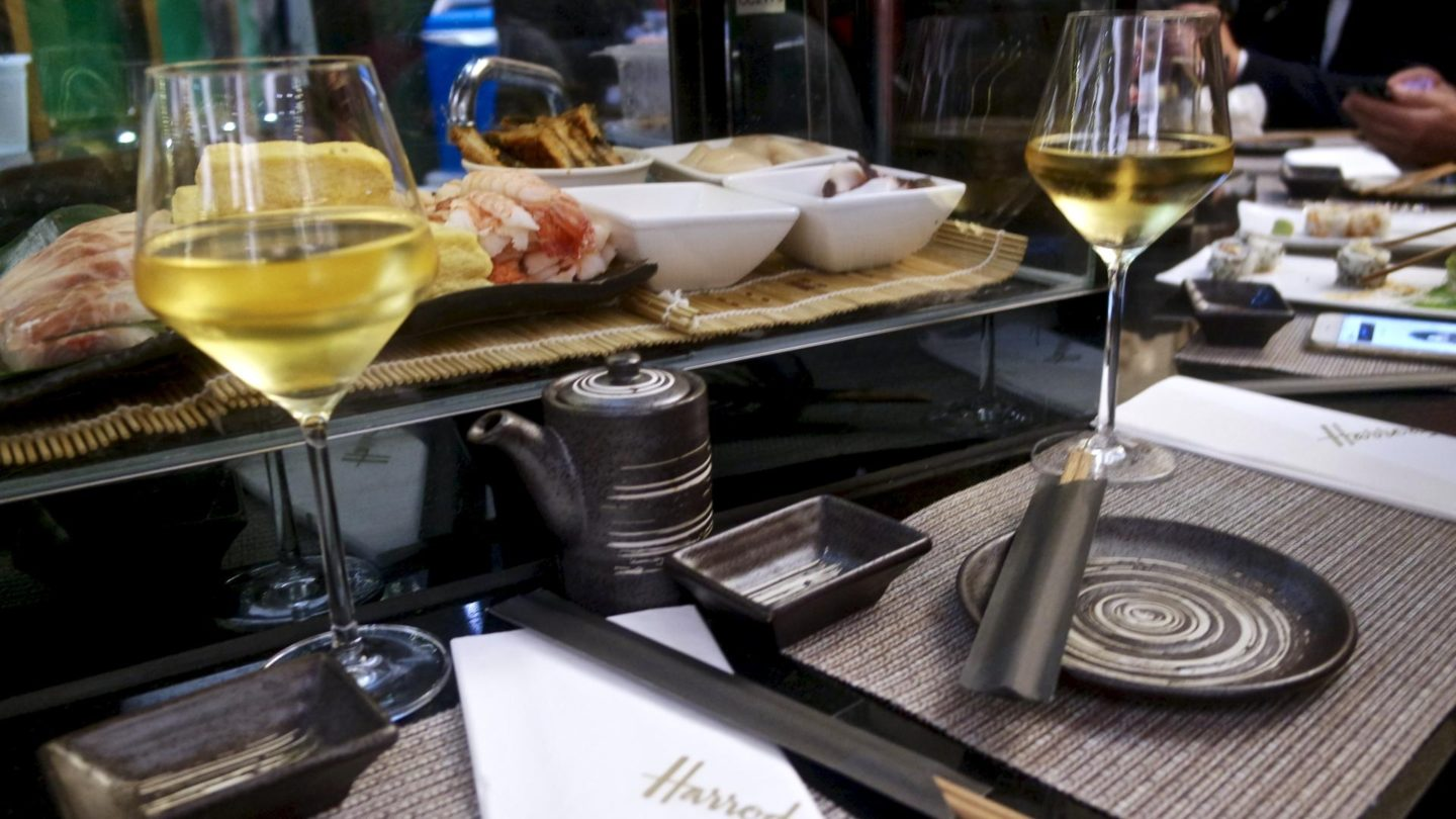 Pan Chai, Harrods - Review || Food & Drink