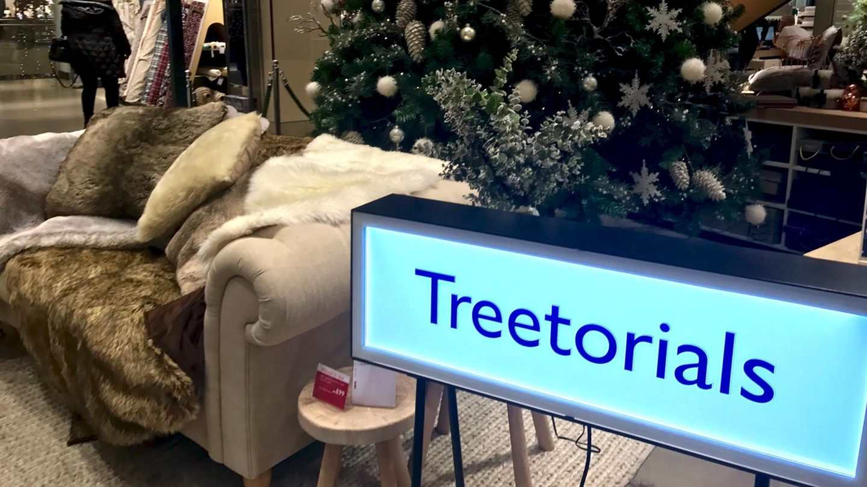 Treetorials, Christmas Decorating Masterclass by John Lewis    Life Lately