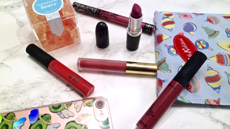 My Week In Lipsticks #10    Life Lately
