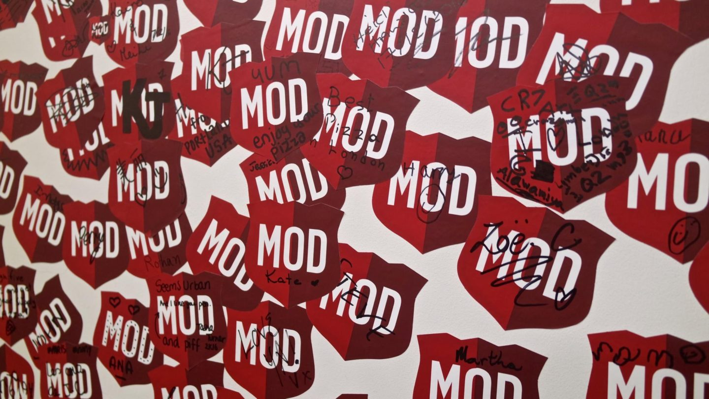 MOD Pizza, Leicester Square    Food & Drink