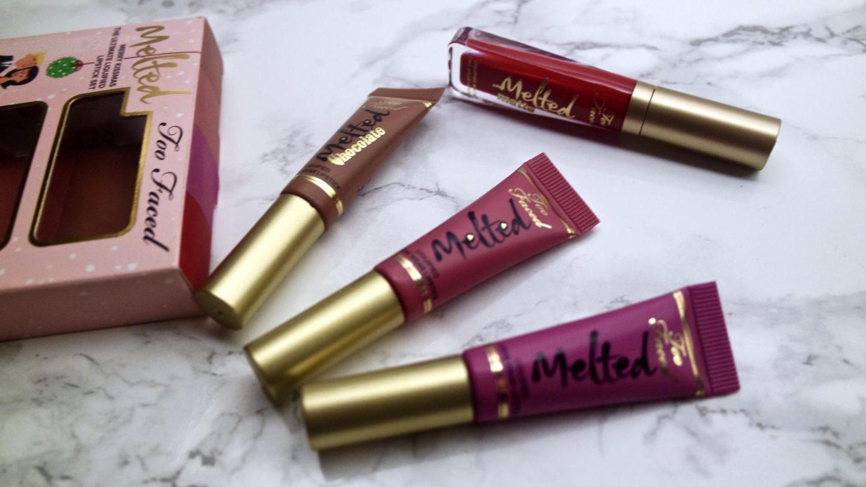 "Too Faced ""Merry KissMas"" Gift Set || Beauty"