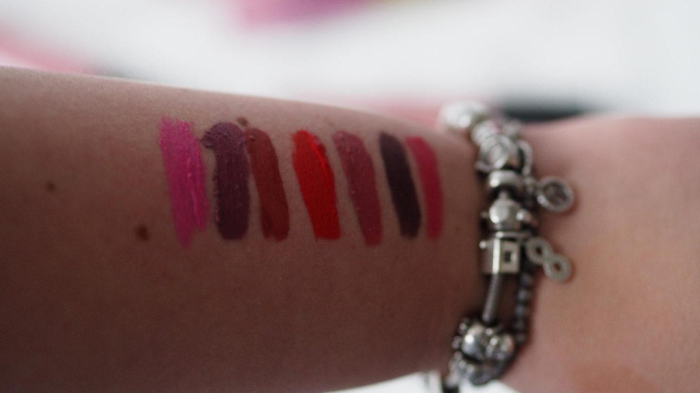 My Week In Lipsticks #19 || Life Lately