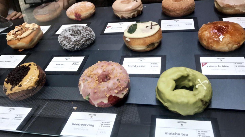 Crosstown Donuts Victoria, London    Food & Drink
