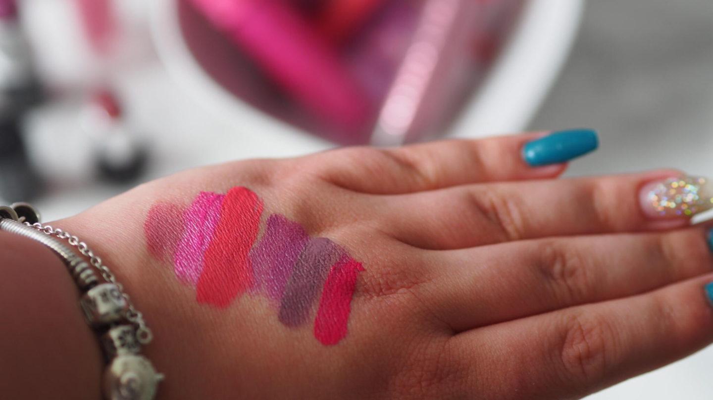 My Week In Lipsticks - #25 || Life Lately