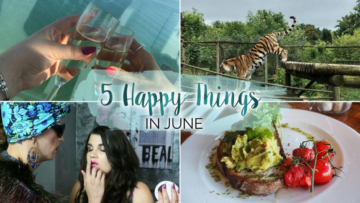 5 Happy Things - #10 - June    Life Lately