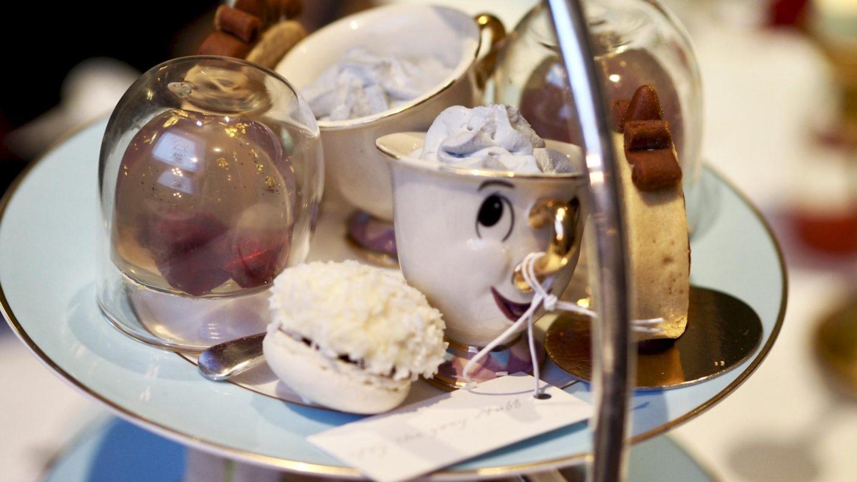 Tale As Old As Time Afternoon Tea ft PANDORA x Disney    #DoSeeTheMagic
