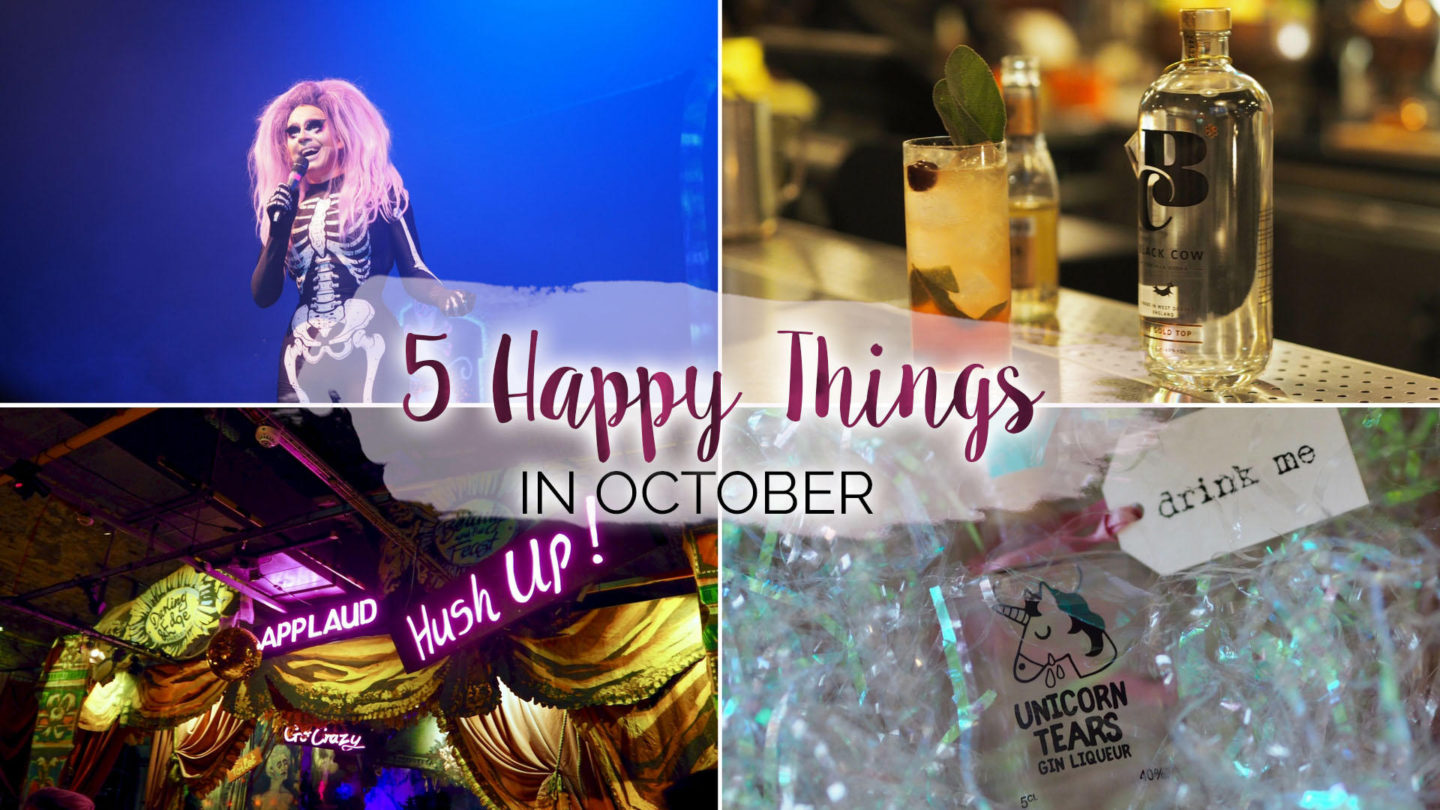 5 Happy Things – #14 – October || Life Lately