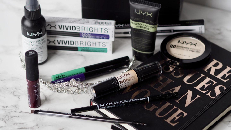 A NYX Cosmetics Convention Haul || Beauty