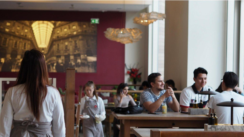 Pasta & Prosecco at Vapiano London Bankside    Food & Drink