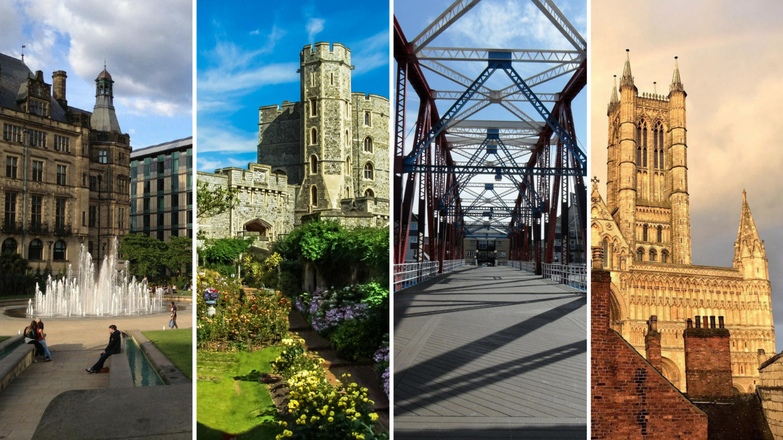 10 Places On My UK Travel Bucket List    Travel