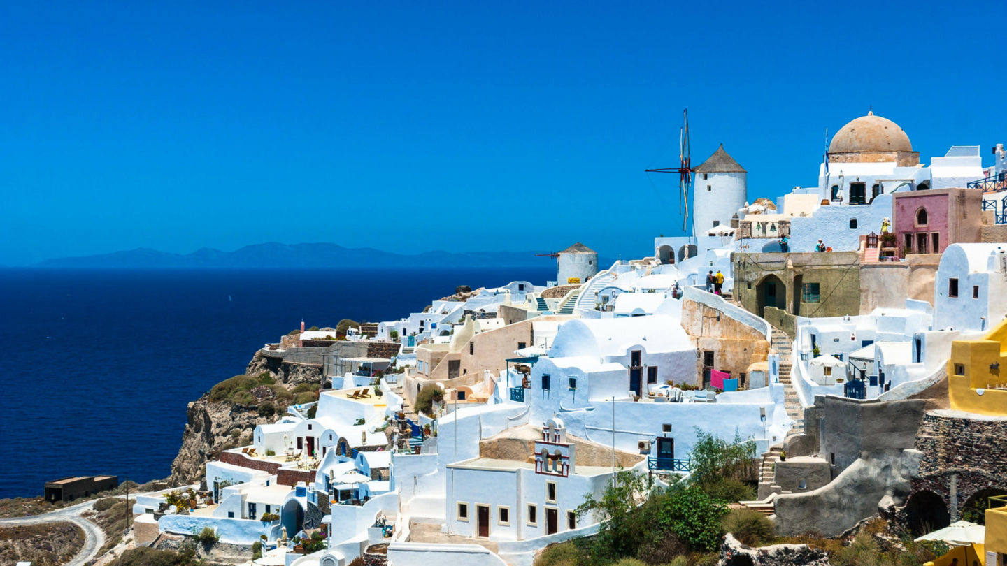 10 Reasons Greece Should Be Your Next Summer Break    Travel