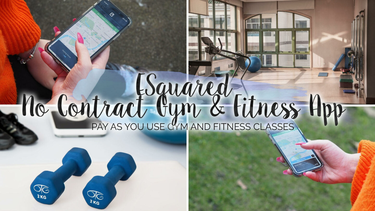 ESquared - The No Contract Gym & Fitness App, Reviewed || Life Lately
