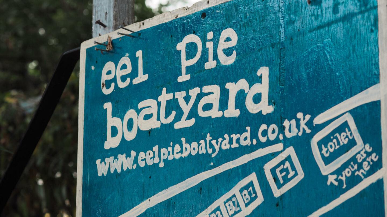 Eel Pie Island - Twickenham's Rock & Roll Secret    London