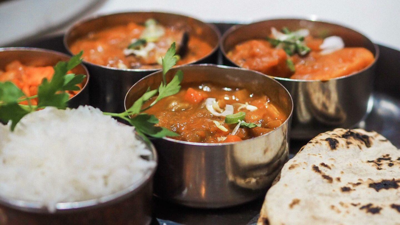 Vegan Menu At City Spice Indian Restaurant, Brick Lane || Food & Drink