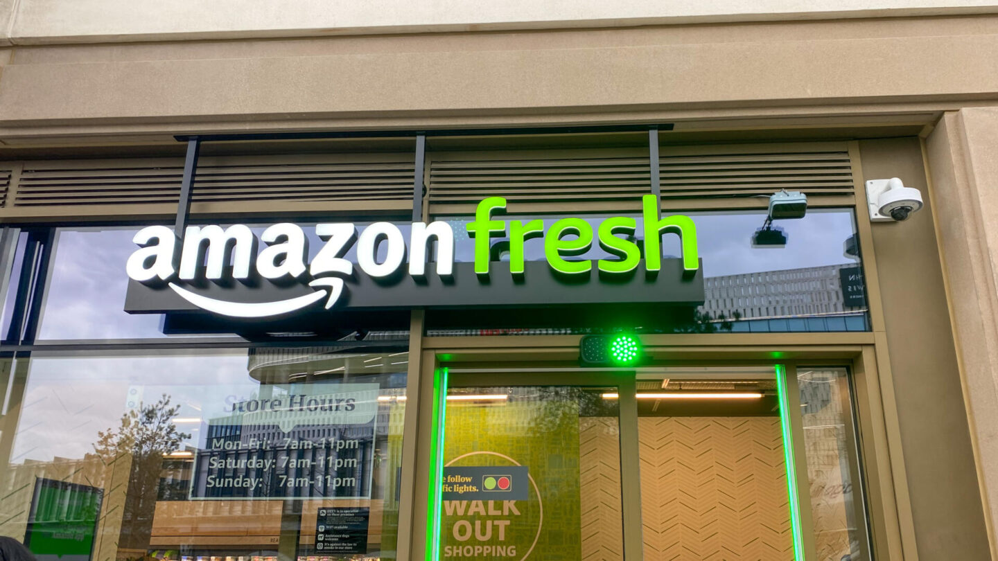 I Went To The Amazon Fresh Store In White City - Here's What It's Like    London