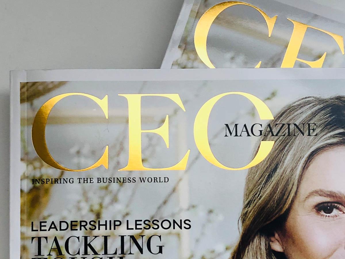 ceo magazine business portrait