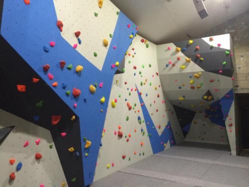 CLC Bouldering 1