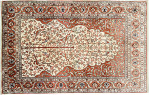 oriental rug cleaning after
