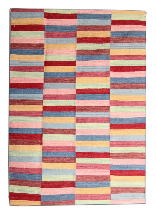 Multicoloured Kilim Rug