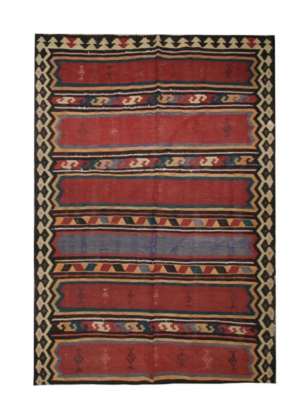 Rugs for Sale, Red Persian Rug, Vintag Rugs UK Kilim Rugs