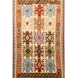 Vintage Rug, Kilim, Handwoven Oriental Rug UK, Rugs at home