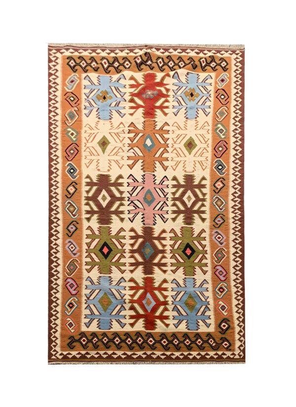 Vintage Rug, Kilim, Handwoven Oriental Rug UK, Rugs at home