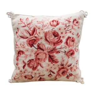 Needlepoint French Cushion Cover
