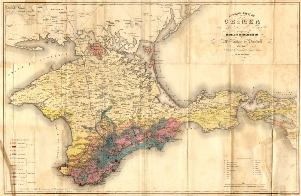 Kırım Tatarlarının Anavatanı