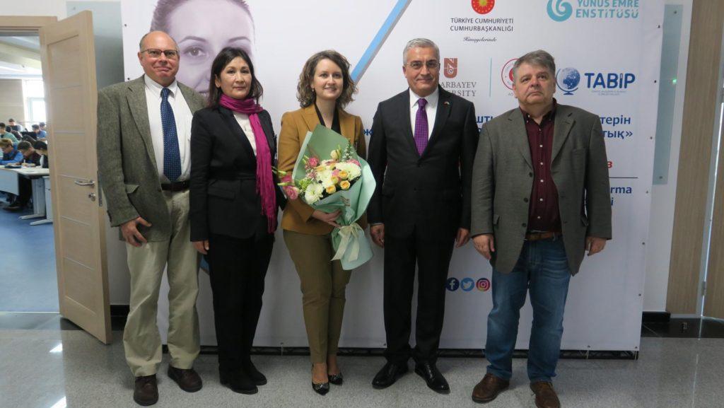 Türkiye'de Uzay Radyasyonu Testleri Oluşturma Projesi