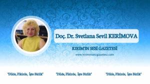 Svetlana Sevil KERİMOVA