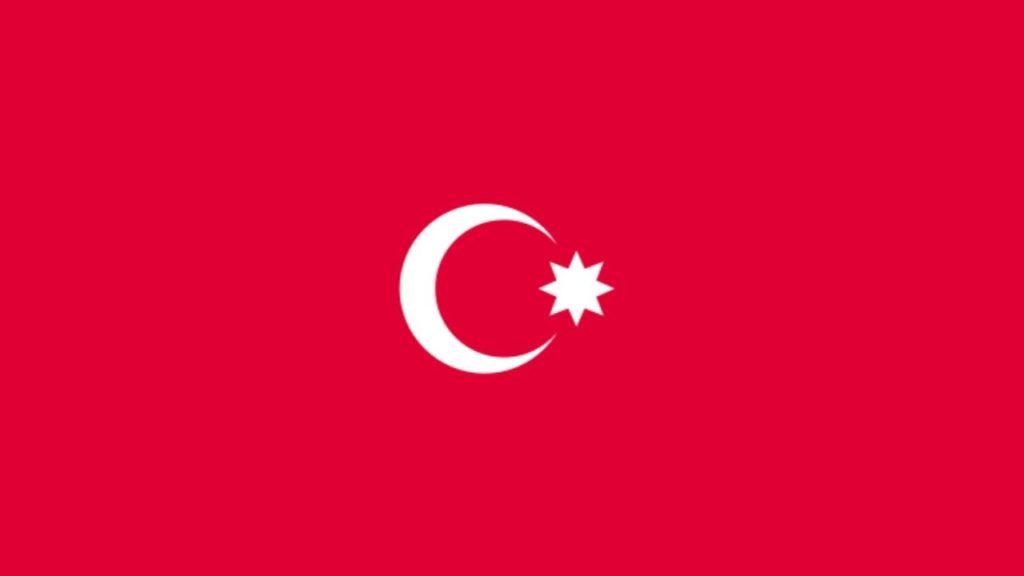 azerbaycan ilk bayragı