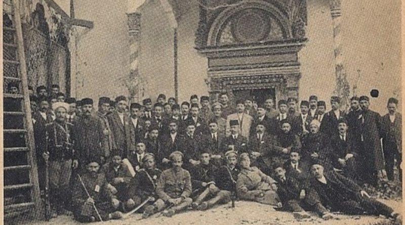 kırım tatar kurultayı 1917