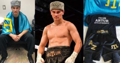 Artur-Ziyatdinov-Kırım tatar boksör