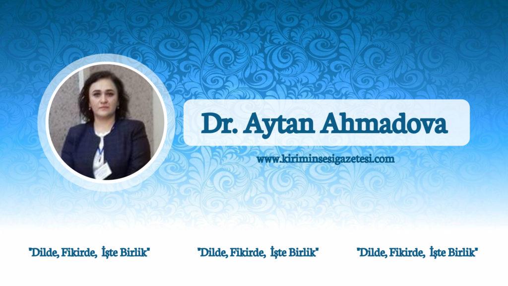 Aytan Ahmadova