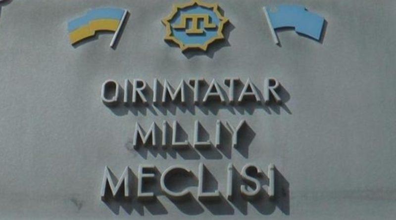 Kırım Tatar Millî Meclisi