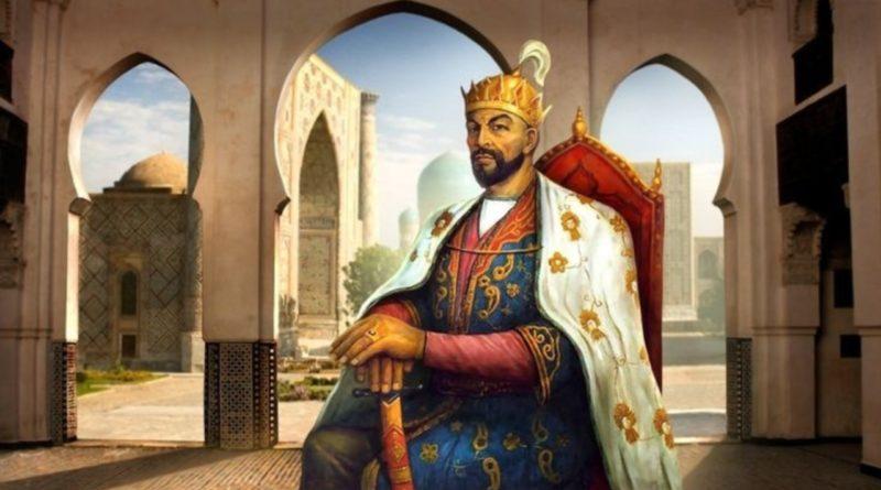 Timur başkenti Semerkant