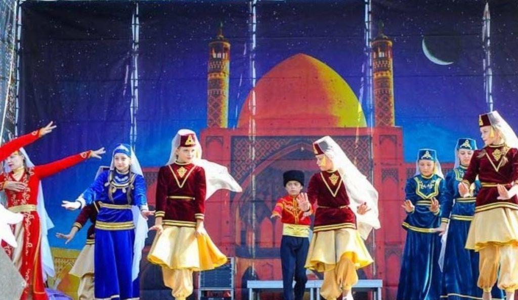 derviza - kırım tatar bayramı